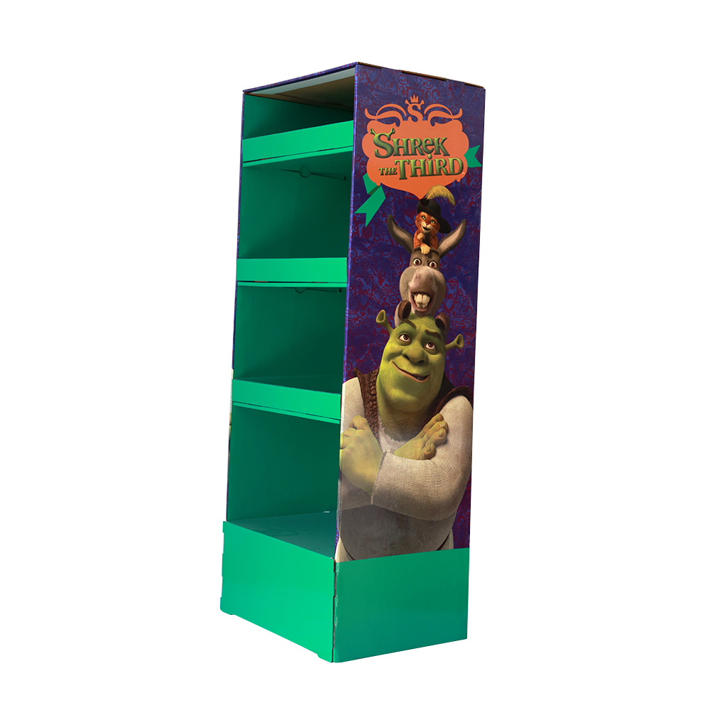 Cheap Corrugated Paper Chocolate Bar Display Box