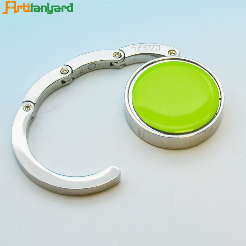 Round Bag Hangers With Customized Logo