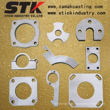 Personalizada de alta calidad de aluminio / acero inoxidable chapa metálica estampación
