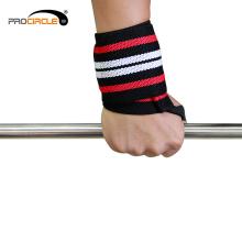 ProCircle Cross Fitness Pouce Loop Poignets de levage de poids
