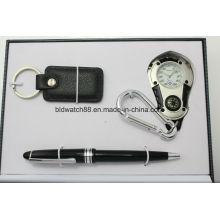 Мужские часы Подарочный набор с кулоном