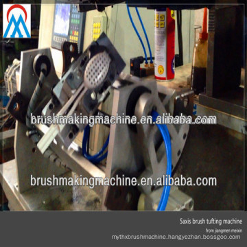 2014 hot sale 5 axis brush making machine