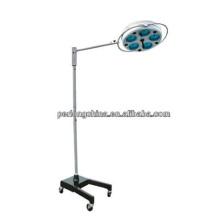 Operación portátil del hospital Shadowless Lights