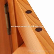 Деревянные окна плантации 63мм Красного кедра жалюзи