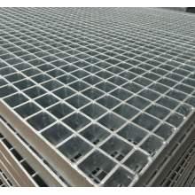 grilles de sol Grilles en acier galvanisé à chaud