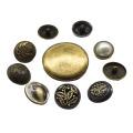 Botones Antiguos de Eagle Metal para Chaquetas Chaquetas