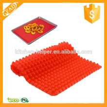 Factory Price Multi-function Silicone Pyramid Baking Mat