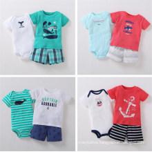 Boy Tshirt&Pant Romper Baby Boys Clothing Sets Clothes Baby Clothes Newborn Infant Baby Boys Rompers