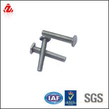 Diferentes estilos de acero carbono abrazo tornillo