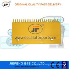 L47312018A&B JFHyundai Escalator Plastic Comb Plate Right Side Escalator Comb Plate