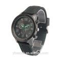 Usine Guangdong Oem luxe poignet hommes US marché noir montres