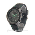 Factory Guangdong Oem Luxury Wrist Men US Market Black Watches