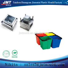 injection plastic square bucket mould