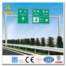 Steel Round Road Sign Pole