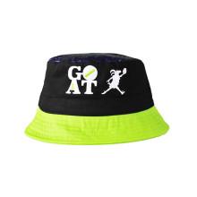 Diseño de caracteres de algodón sombrero de lona sombrero sombrero (U0054)