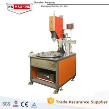 01 machine de soudure en plastique ultrasonique de tourne-disque automatique de HX-1526TT
