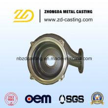 Moulage au sable adapté aux besoins du client de fonte de fonderie de fonderie de la Chine pour des machines de construction