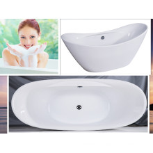 Cupc CE Double End Classic Free Standing Bathtub