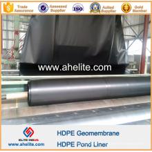 Membrane d'imperméabilisation de bitume modifiée HDPE Geomembrane