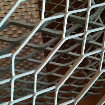 Mesh Plate Hexagonal Steel