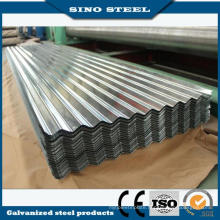 Z80 0.17mm Sgch Galvanized Corrugated Steel Sheet