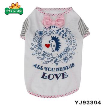 Summer Fashion Pet Products Dog T-shirts