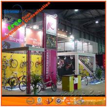 Aluminium-portable Stand-Design-Messe, China billig Messestand Ausstellungsstände Designs