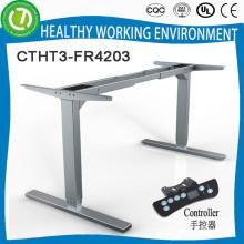 2015 électrique hauteur réglable ordinateur portable table stand