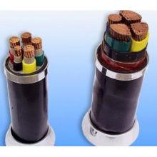 450 / 750V Flexibler Gummidraht / Orangenummantelter flexibler Draht / 3 Core Gummi Flexibles Kabel