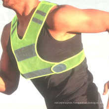 Light Weight Reflective Running Vest