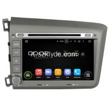 Civic 2012 Car DVD GPS Player per Honda