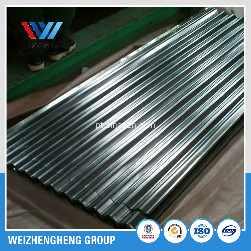 high-quality zinc corrugated roofing sheet