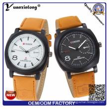 Yxl-688 Original Curren Brand Men Watch Genuine Leather Curren Watches Military Men Watch