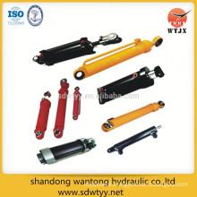one cylinder hydraulic lift