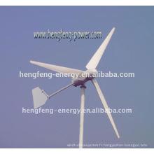 système de 150W éolienne