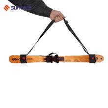 Erstklassiger Nylon-EVA-Schaum mit einzigartigem selbstsicherndem Skiriemen