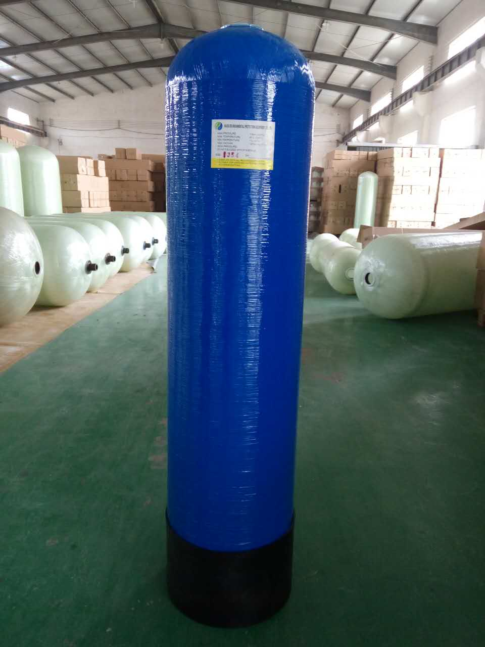 Fiberglass Water Filter Tanks