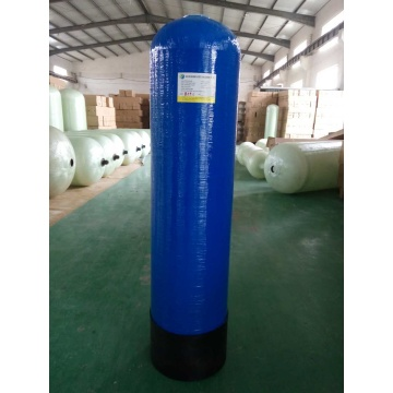 FRP tank with T&B water distributor