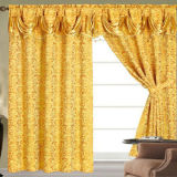 2014 embroidery European style window curtain, OEM orders are welcomeNew