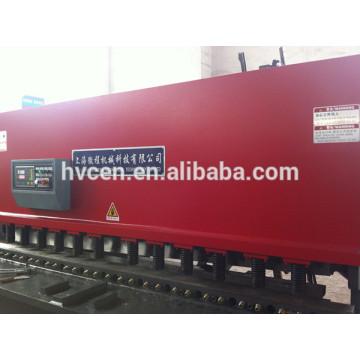 Hydraulische Metallschere qc11y-20 * 3200 / amada Schermaschine
