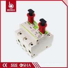 480V-600V Brady Sicherheits-Luft-Stromunterbrecher-Verriegelung POW (Pin Out Wide), mit CE ROHS OSHA-Zertifizierung