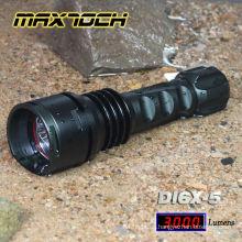 Maxtoch DI6X-5 330m nueva impermeable linterna LED