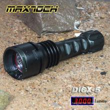 Maxtoch DI6X-5 330m New Waterproof Flashlight LED
