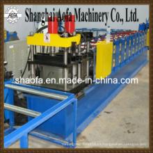 Máquina formadora de rollos Crest Tile