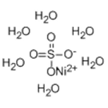 Nickel sulfate hexahydrate CAS 10101-97-0