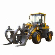 Wood Grabber, Best Quality, Hydraulic Transmission & Hydraulic Steering, Easy & Flexible to Operate