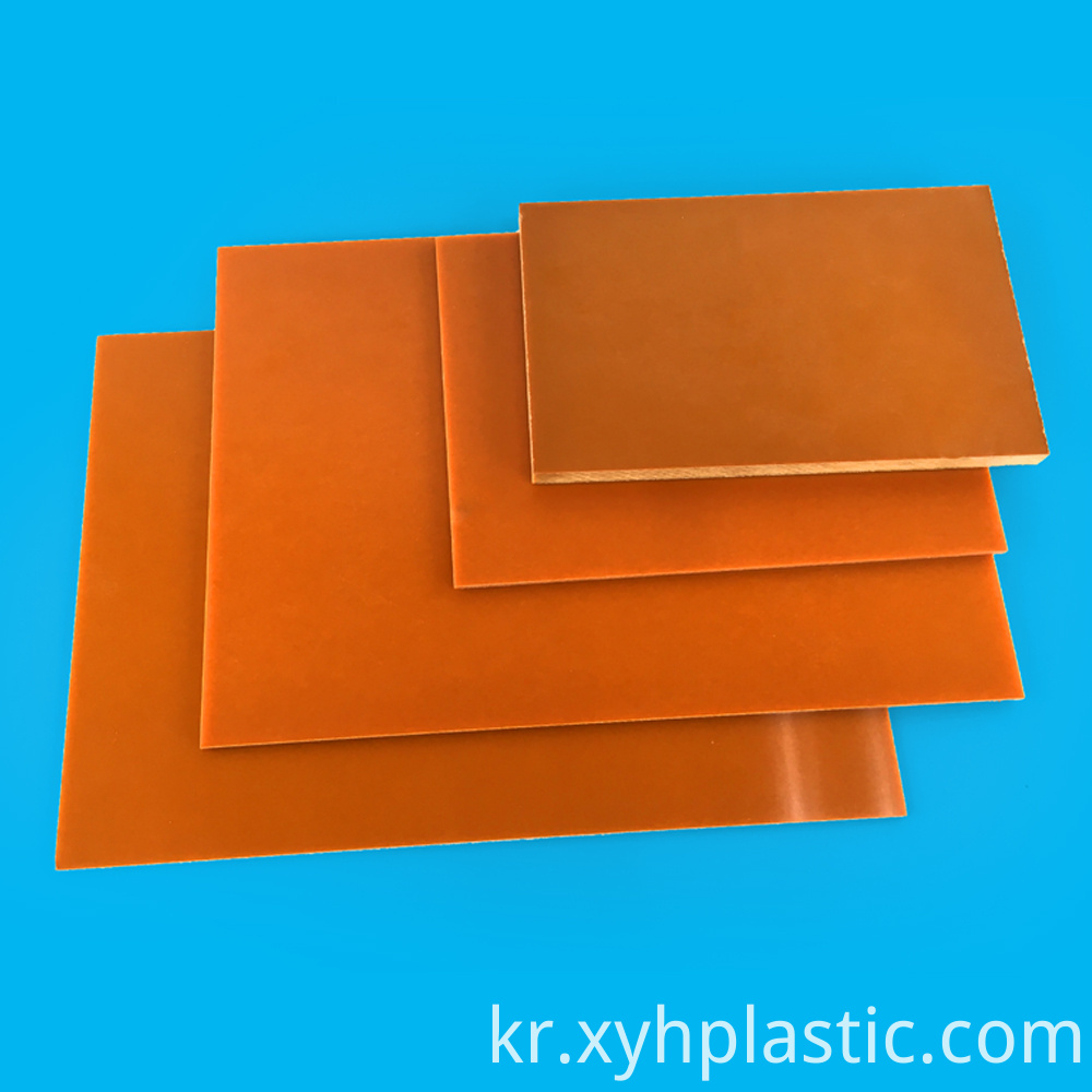 Thermal Phenolic Laminated Insulated Plate