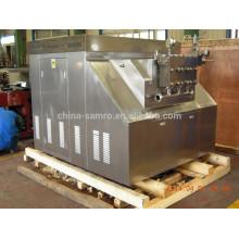 10T l/h flow Homogenizer for large dairy plant