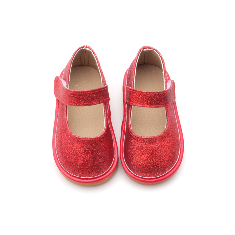 Wholesale Girls Toddler Squeaky Shoes With Sound