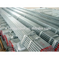Tubulação de aço galvanizada mergulhada a quente BS1387 padrão
